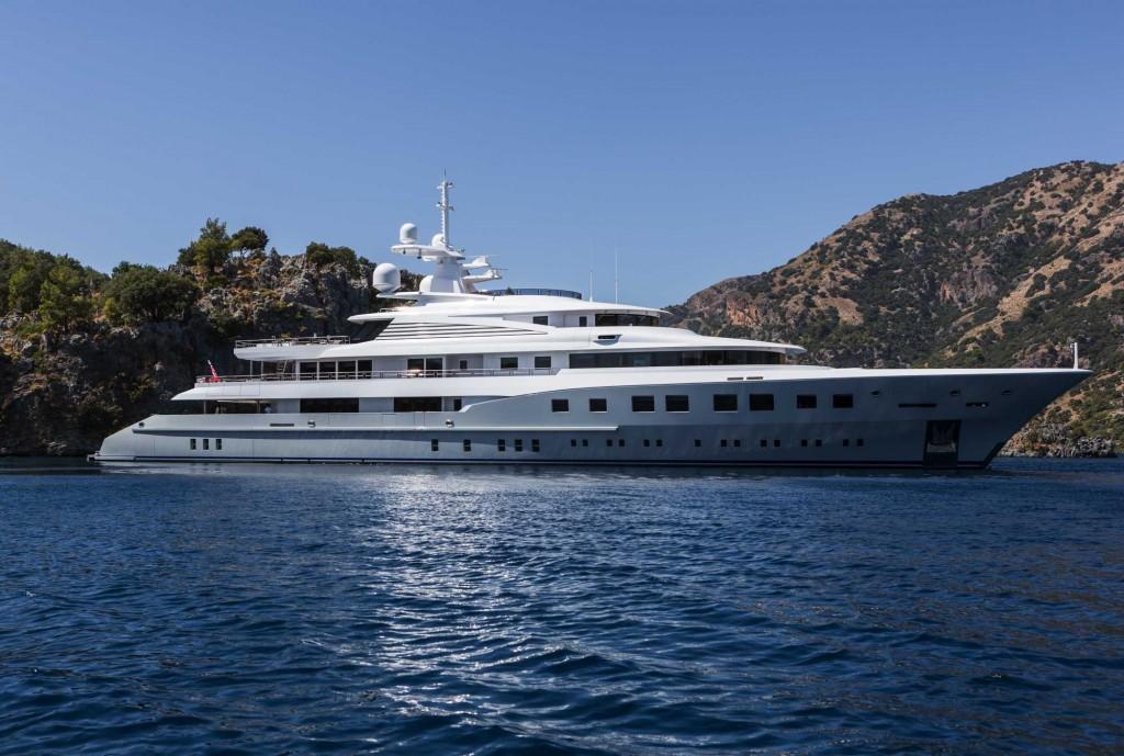 AXIOMA Motor Yacht Yacht Charter Amp Superyacht News