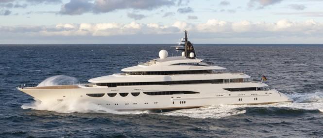 Crazy Me Luxury Yacht Charter Amp Superyacht News