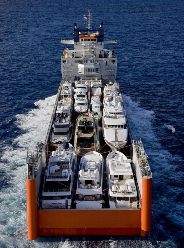 DYT Yacht Express Port Everglades Yacht Charter