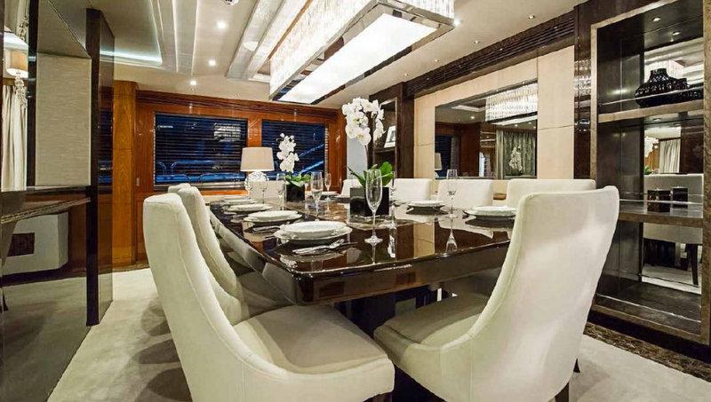 Rhine Yacht Interior Yacht Charter Amp Superyacht News