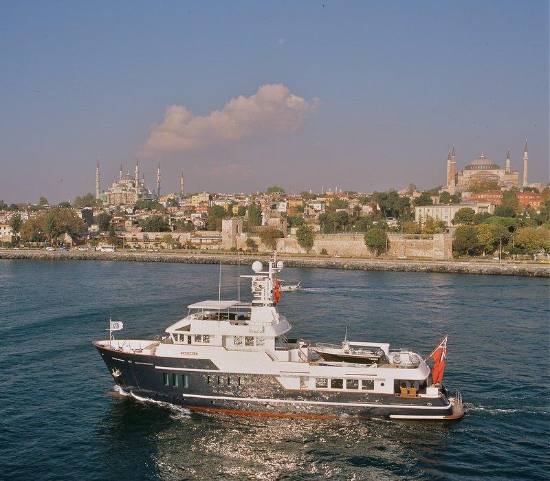Luxury Motor Yacht Caressa K Yacht Charter Amp Superyacht News