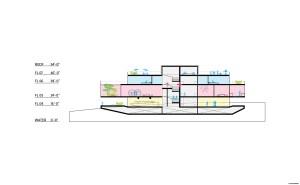 Motor yacht GLASS design  Diagram — Yacht Charter