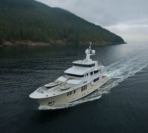 Nordhavn 76 Motor Yacht Tortuga Yacht Charter