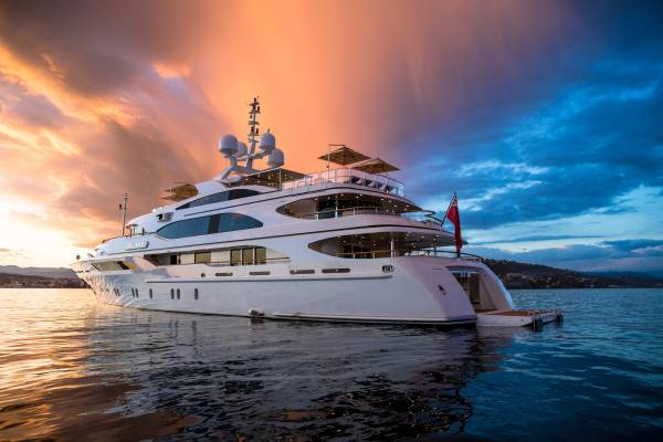Galaxy — Yacht Charter & Superyacht News