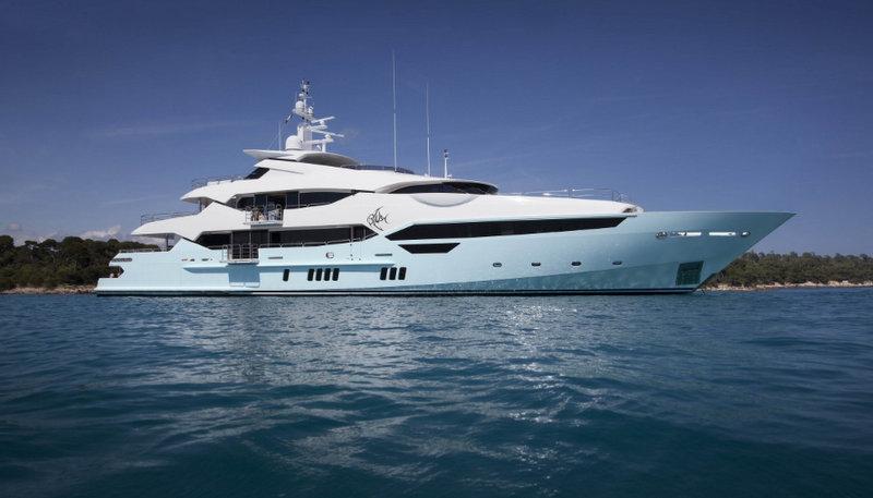 Sunseeker 155 Yacht Superyacht BLUSH Yacht Charter