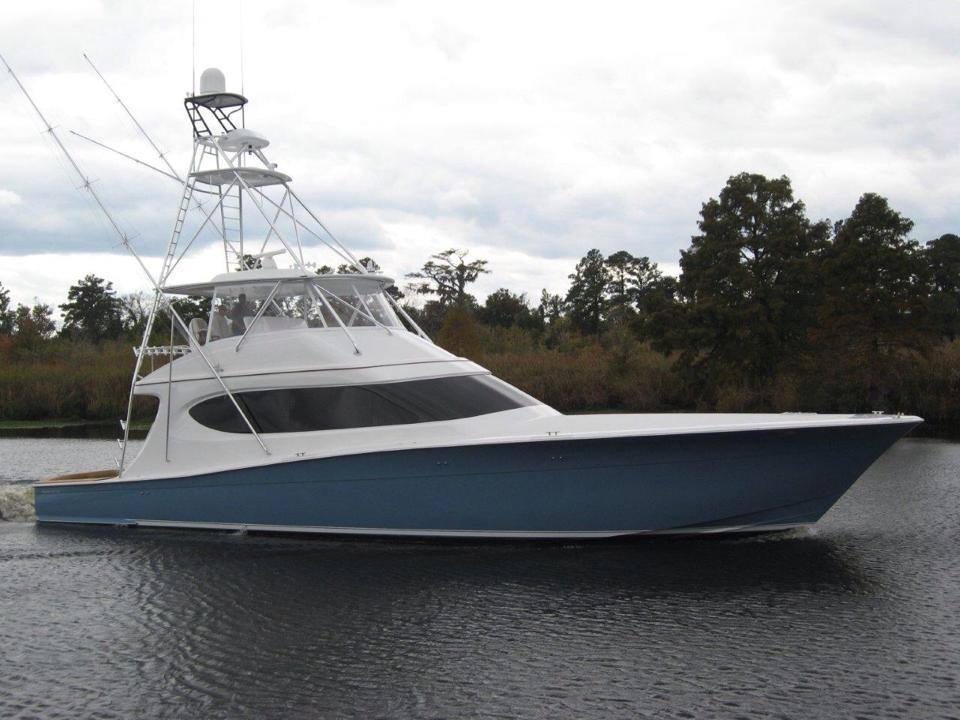 Hatteras GT70 Yacht Charter Amp Superyacht News