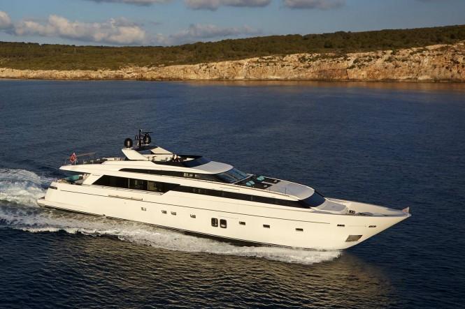 Galaxy Luxury Yacht Charter Amp Superyacht News