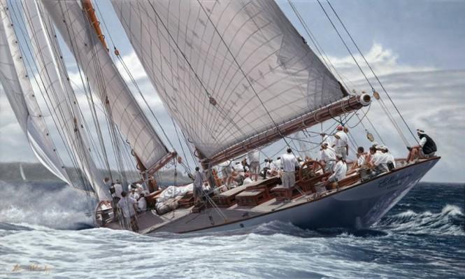 Herreshoff Luxury Yacht Charter Amp Superyacht News