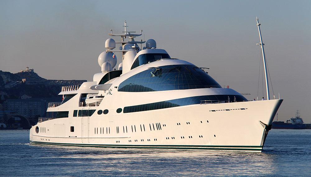 Yas Yacht Charter Amp Superyacht News