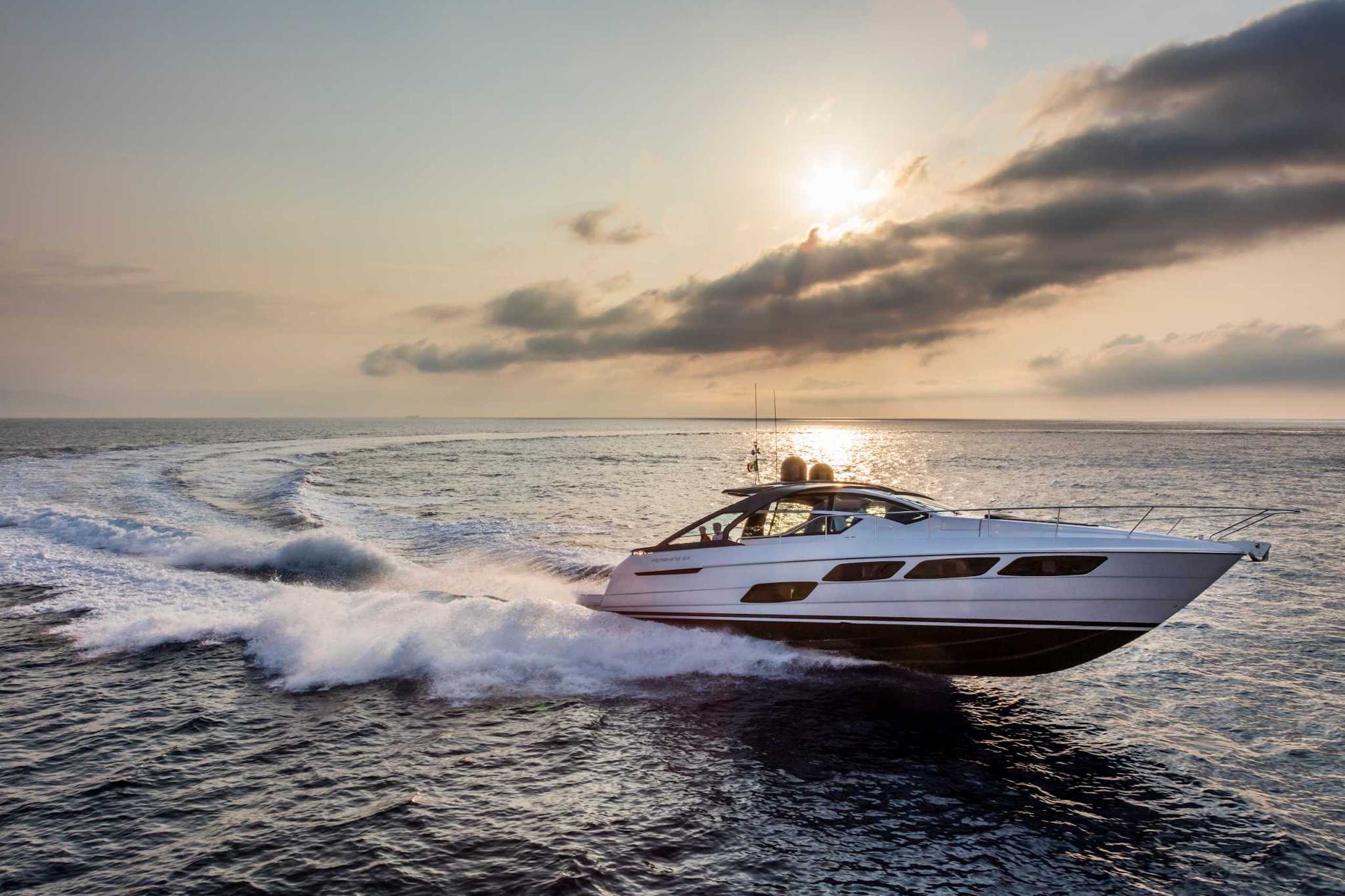 Pershing 5X New At FLIBS Yacht Charter Amp Superyacht News