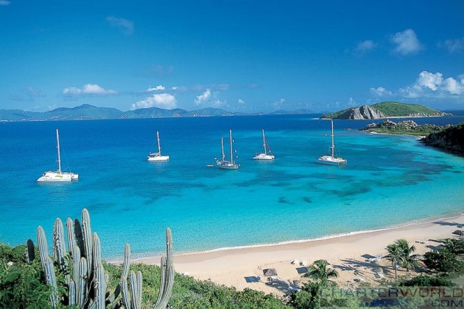 The British Virgin Islands Your Ideal Yacht Charter