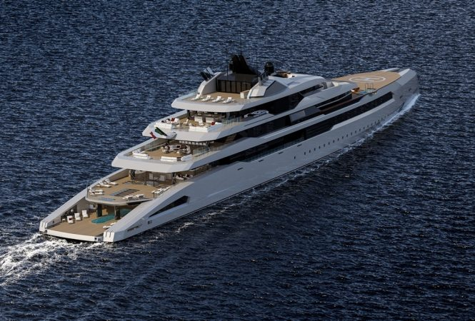 Three State Of The Art Superyacht Concepts Yacht Charter