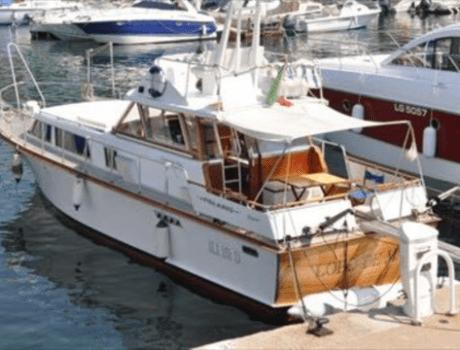 Ferragosto in barca