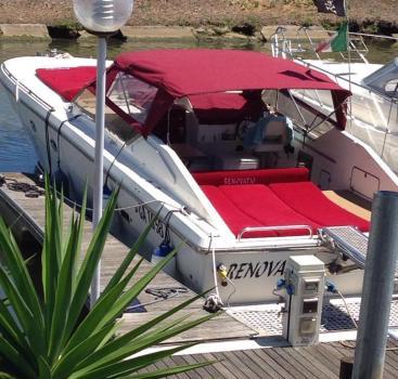 Affitto yacht Nettuno Griplast 43