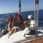 weekend alle Pontine imbarcazione Nelson 48 Oceanica dal 11/06 al 13/06