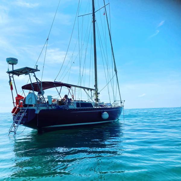 vacanza in barca a vela toscana elba