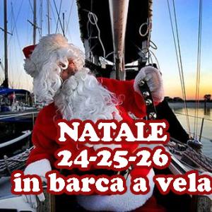 Natale in barca a vela