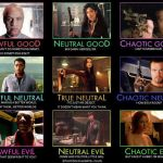 Firefly Characters Chart