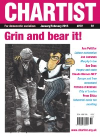 Chartist 272 Front cover