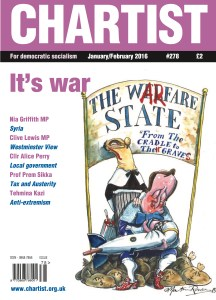 Chartist 278 cover