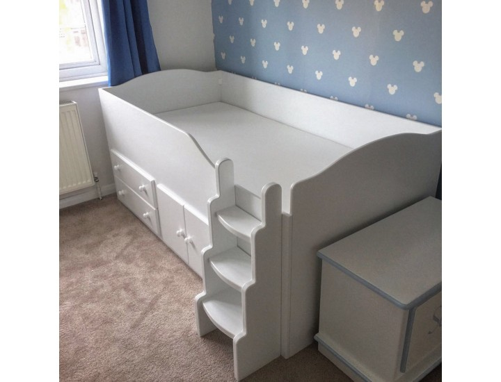 Low Cabin Beds  Bespoke Cabin Beds  Childrens Cabin Beds  Personalised Cabin Beds