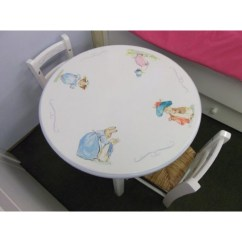 Toddler Chair With Name And Half Canada Beatrix Potter Table & Chairs For Toddlers