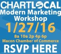 SAVE THE DATE: 1/27 – Modern Marketing Workshop MACON GA