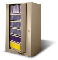 Rotary Filing Cabinets