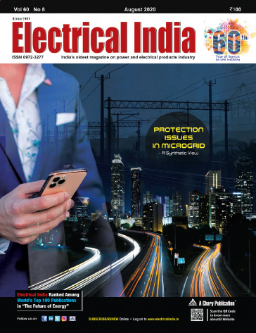 electrical india august 2020