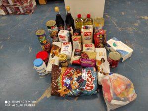 rosh hashanah basic food supply
