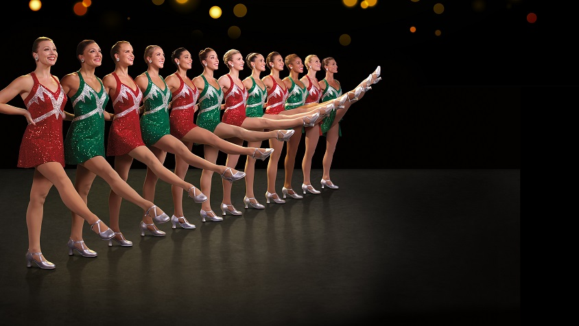 Holiday Event Up Close With The Rockettes
