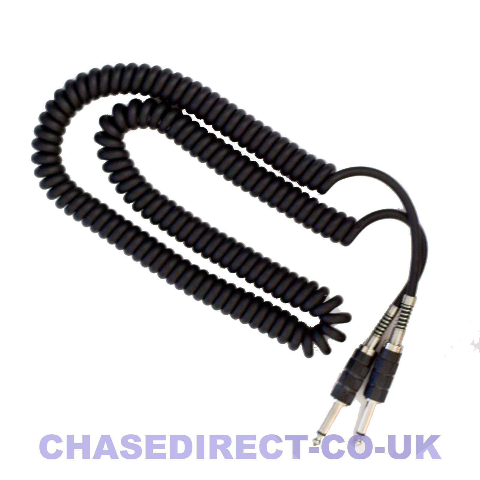 Guvnor By Chase Instrument Cable Lead For Guitar Bass