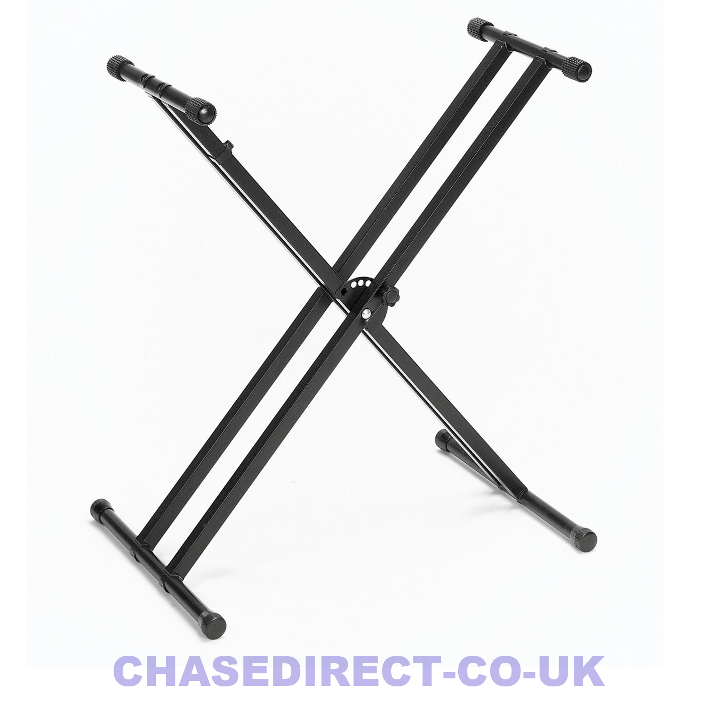Chase Keyboard Stand X Frame Folding Height Adjustable For