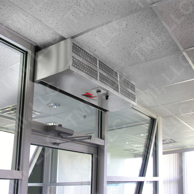 tmi air barriers chase doors