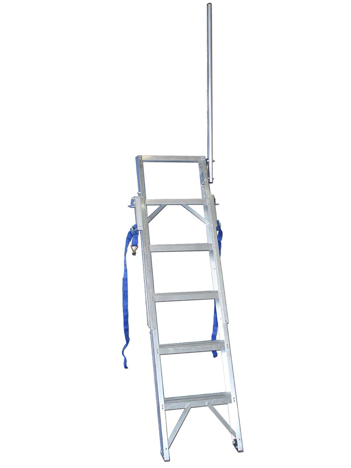 Vehicle Bed Ladder Chase Ladders