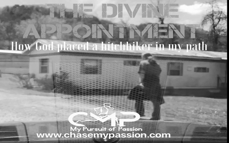 Divine Appointment – How God placed a hitchhiker in my path