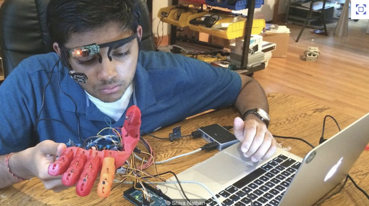 The Teenagers Using Tech to Rebuild Bodies