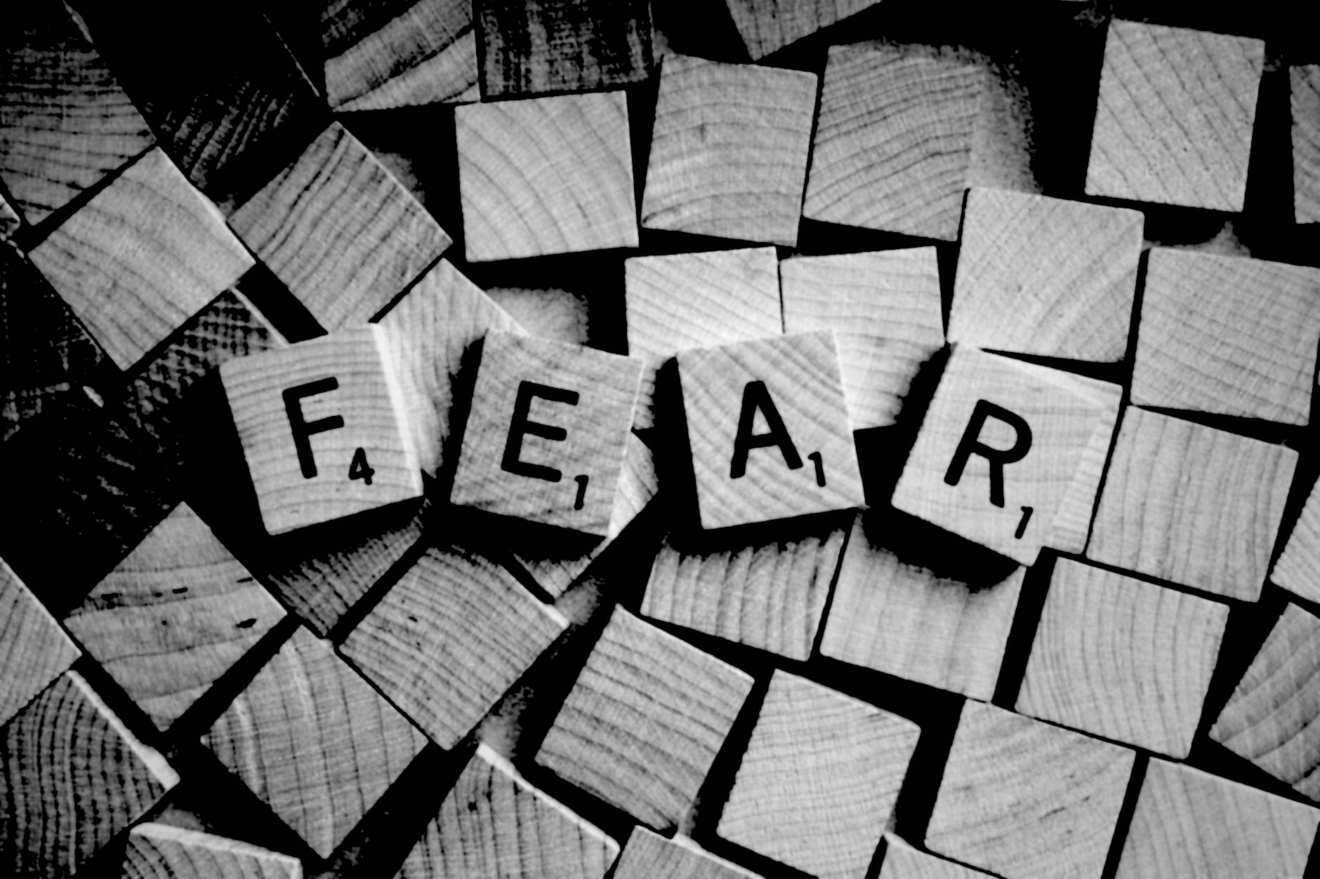 Fear, what is it good for?  Absolutely Nothing, say it again yall!