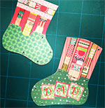 Stocking Gift Card Holder and Card