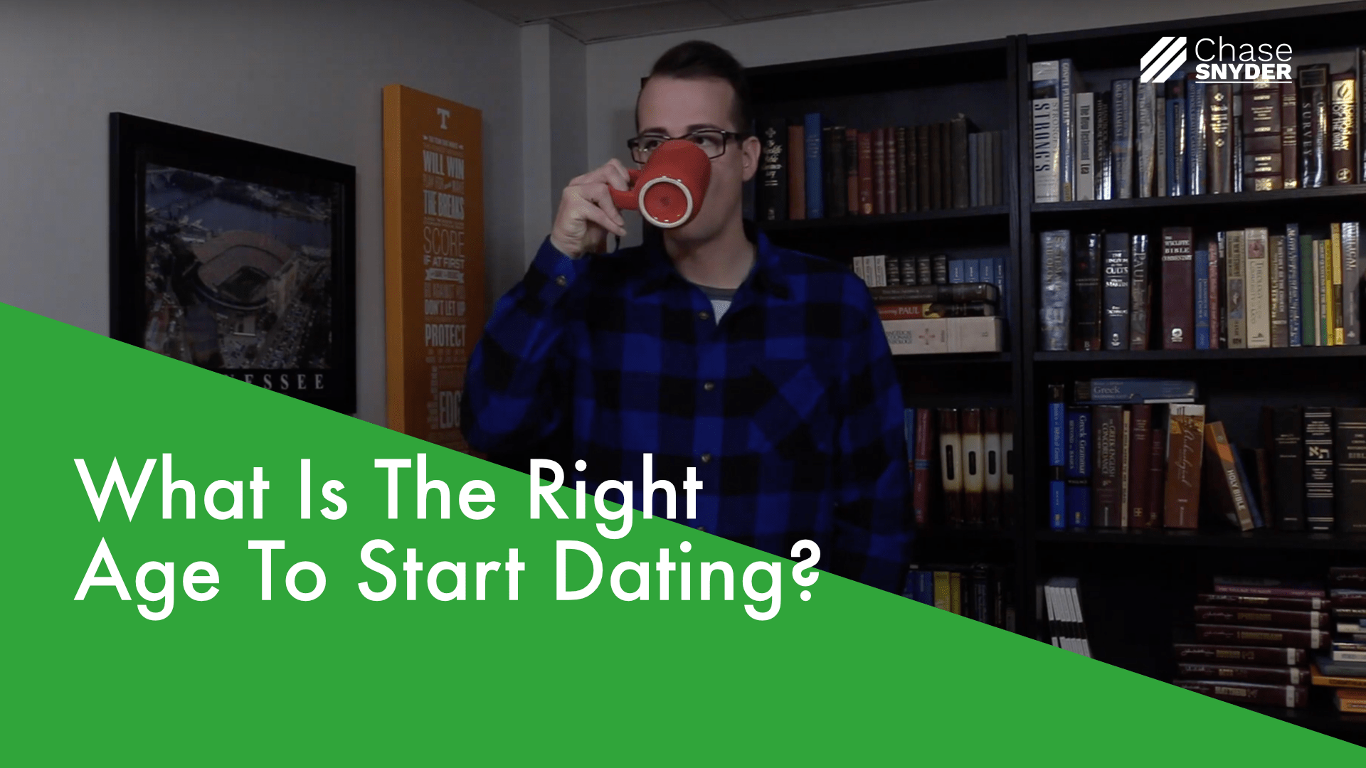 What is a good age to let your daughter start dating
