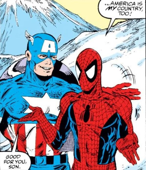 remembrance of comics past