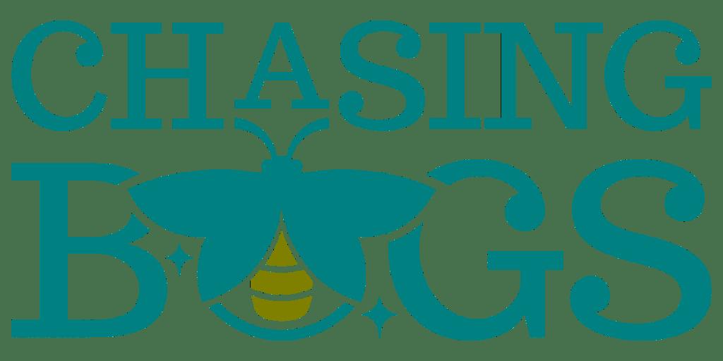 Chasing Bugs Logo