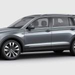 2018 Volkswagen Tiguan Allspace Australian Specifications Chasing Cars