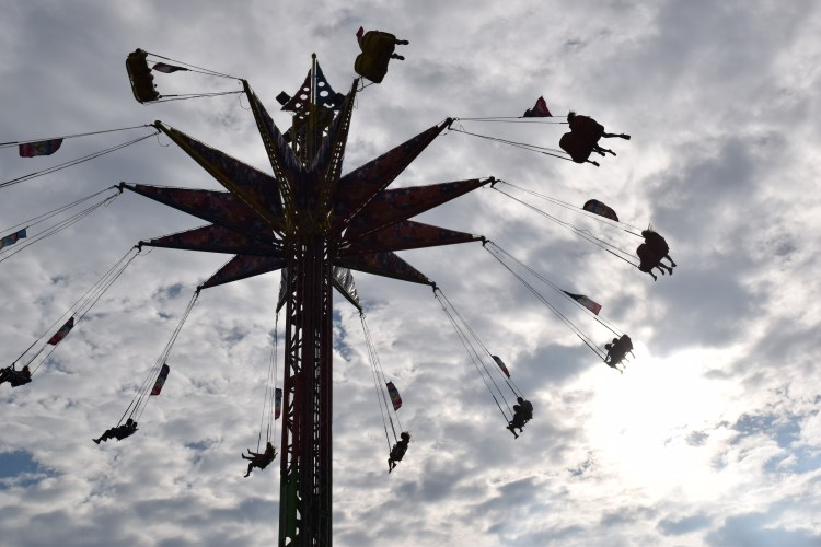 Ride at the Minnesota State Fair