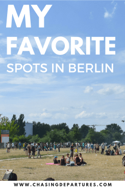 Favorite Spots Berlin Pin It