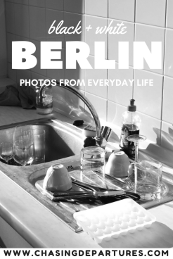 Everyday Berlin in Black and White