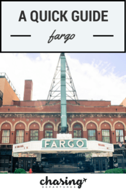 Quick Guide Fargo Pin It