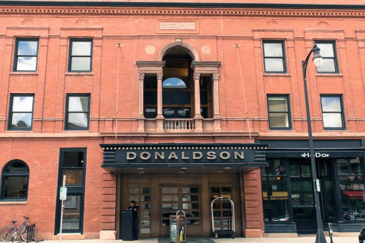 Hotel Donaldson Fargo