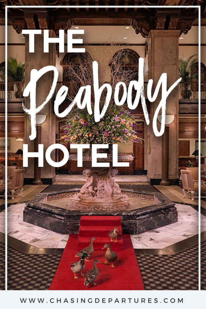 Checking In to The Historic Peabody Hotel | The Historic Peabody Hotel - The South's Grand Hotel is really grand. Ducks swim in the lobby fountain, rooftop parties are a regular event during the summer, and the staff goes above and beyond.