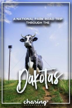 dakotas national park road trip 2